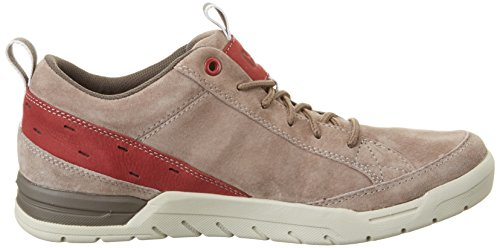 Caterpillar Herren instance Sneakers Grau (Mens Dark Grey/brick)