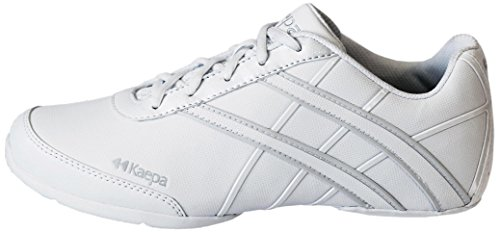 Kaepa Youth Touch Cheer Shoe (Pair), White, 12