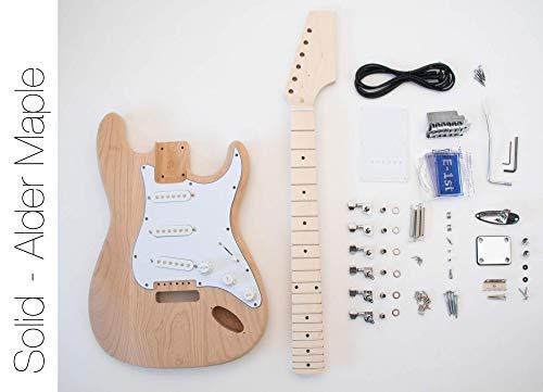 The FretWire DIY Electric Guitar Kit