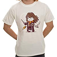Camiseta Cute Wizard Girl - Masculina