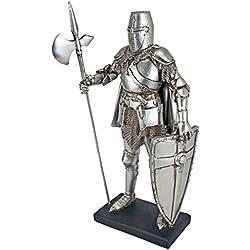 Design Toscano Medieval Nuremberg Castle Gothic Knight Statue