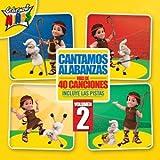 Cantamos Alabanzas Vol.2 - Mas de 40 Canciones - Incluye las Pistas [Audio CD] Cedarmont Kids