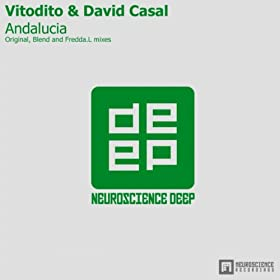 com: Andalucia (Blend Remix): Vitodito and David Casal: MP3 Downloads