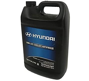 Genuine Hyundai Fluid 00232-19010 Long Life Coolant - 1 Gallon