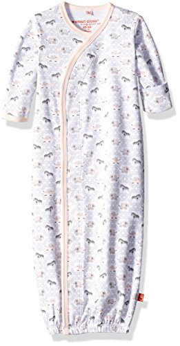 Free Magnificent Baby Girls' Magnetic Darjeeling Damask Gown