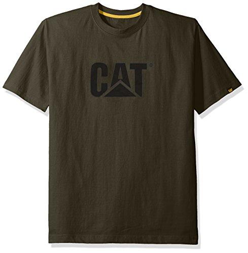 Caterpillar Mens Tm Logo T-Shirt