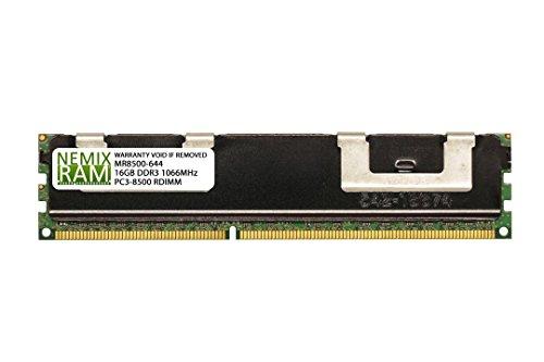 Dell Compatible A3138306-AX A7115777 16GB NEMIX RAM Memory for PowerEdge Servers by NEMIXRAM (Image #1)