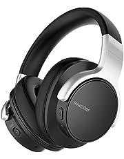 Mixcder E7 [Aggiornamento 2019] Cuffie ANC a Cancellazione del Rumore, Cuffia Bluetooth 5.0 Over-Ear con Stereo Hi-Fi, Carica Rapida, 30 ore di Riproduzione per Viaggi, Lavoro, TV, PC, Telefono Cellulare