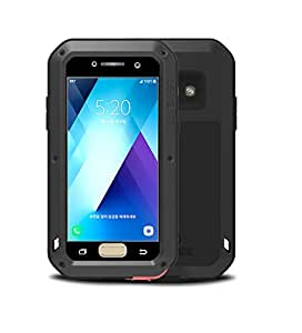 galaxy a5 2017 case bpowe armor tank aluminum metal. Black Bedroom Furniture Sets. Home Design Ideas
