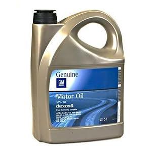 gm    dexos  fully synthetic engine motor oil long