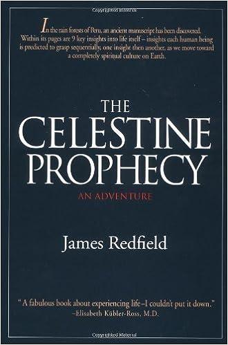 Book Celestine (The) Prophecy, An Adventure