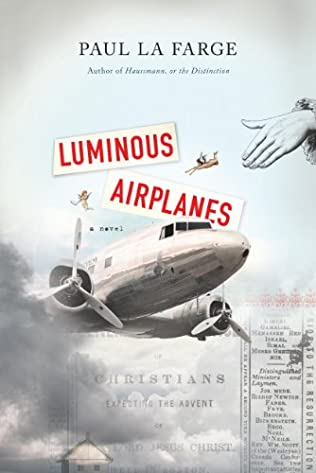 book cover of Luminous Airplanes
