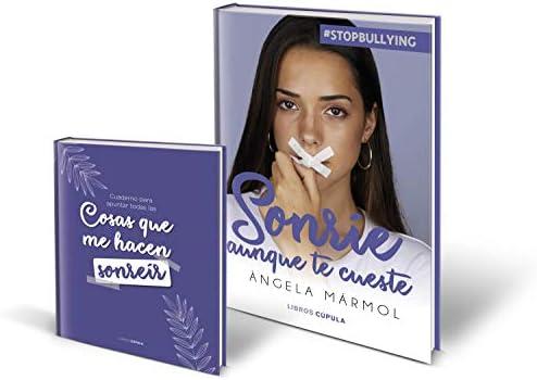 Pack Sonríe aunque te cueste - Libreta (Hobbies): Amazon.es ...