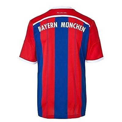 adidas Bayern Munich 2014-15 Offcial Home Soccer Jersey