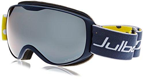 Julbo Pioneer Masque de Ski Femme Bleu/Jaune
