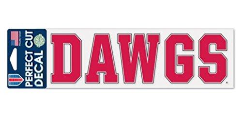 WinCraft NCAA University of Georgia Bulldogs DAWGS 3