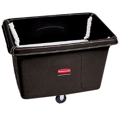 Rubbermaid Commercial Products Rcp 4618 Bla Hc 20 Cube Truck Spring Platform Black RCP 4618 BLA