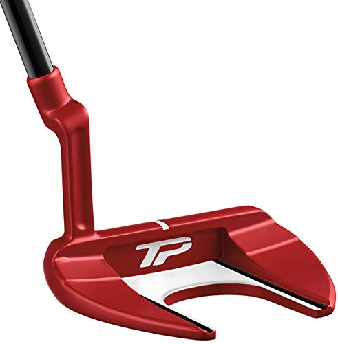 TaylorMade Golf TP Red/White Ardmore 2 Putter (Right Hand, 35 Inches)
