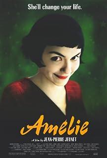 Amelie Poster Movie C 11x17 Audrey Tautou Mathieu Kassovitz Rufus Yolanda Moreau