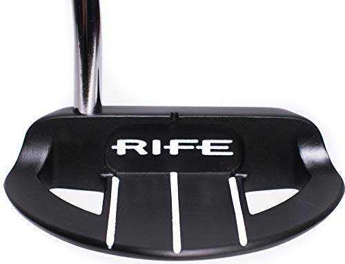 - Rife Golf- Barbados 2.0 Mallet Putter 35