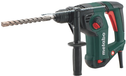Metabo KHE3250 1 1/8-Inch, 1 1/4-Inch, SDS Plus  Rotary Hammer, 7.2-Amp, - Drill Rotary Metabo