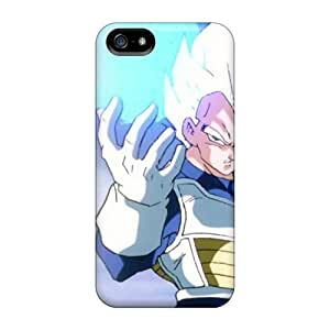 Iphone 5/5s Cover Case - Eco-friendly Packaging(vegeta Dragon Ball Z)