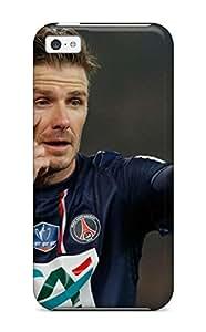 Hot Tpye David Beckham Soccer Case Cover For Iphone 5c