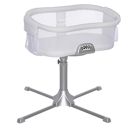 (HALOBassinest Swivel Sleeper Premiere Series Bassinet, River Stone)