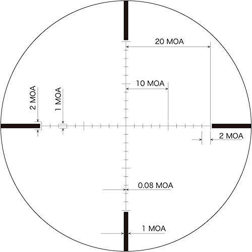 Amazon Com March Optics Mar1023 10 60 X 52mm Tactical Turrets Mtr 3