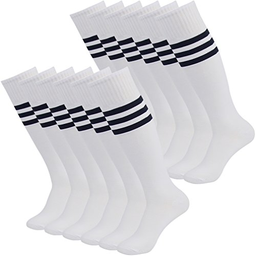 Fasoar Unisex Stripe Football Sports