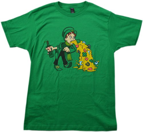 Leprechaun Tossing Cookies Patricks T shirt product image
