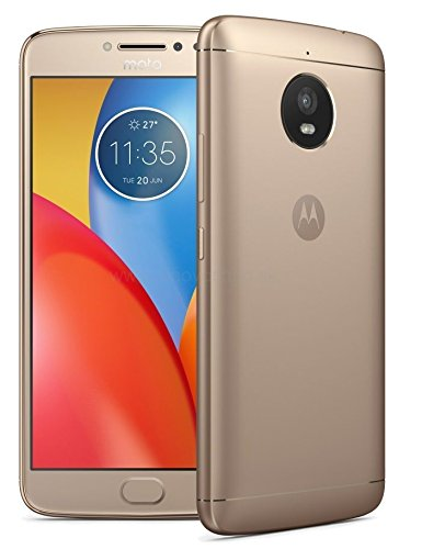 Motorola Moto E4 Plus XT1771 16GB Gold, 5.5
