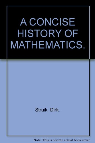 VI Pay - Download A concise history of mathematics (The Dover series