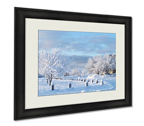 Ashley Framed Prints White, Wall Art Home Decoration, Color, 34x40 (frame size), AG6311170 by Ashley Framed Prints