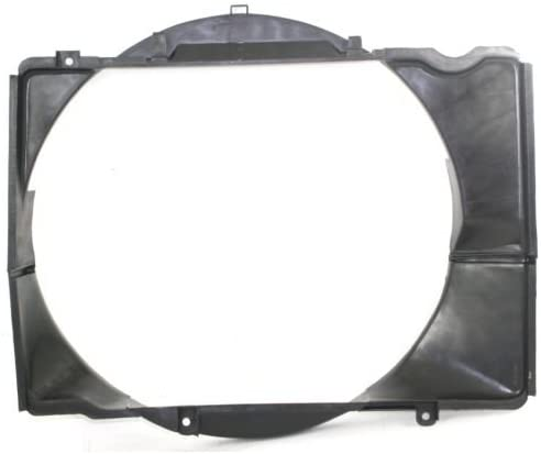 3.2L Rodeo Radiator Fan Shroud Perfect Fit Group I160301