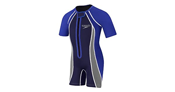 Amazon.com: Speedo Kids UPF 50 + Begin a Nadar térmica ...