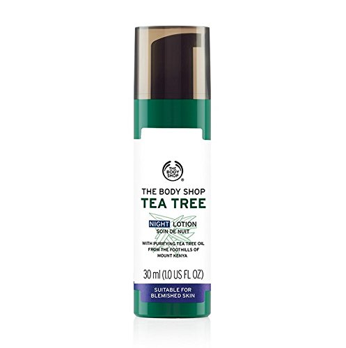 Body Shop Tea Tree Moisturizer - 2