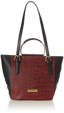 Isle Locada By Hidesign Women's Shoulder Bag (Red)