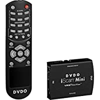 DVDO DVDO-4KSVP iScan Mini 4K Scaler Video Enhancement System with Display Setup, Audio Stripping and EDID Editing