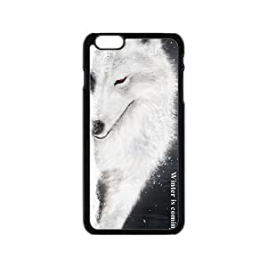 Wolf In Snow Case for Iphone 6