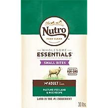 Nutro Small Bites Adult Dry Dog Food Lamb 30 lb. bag