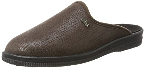 Chaussons Marron Beck 23 Uwe Homme Mules braun rrqx5wICF