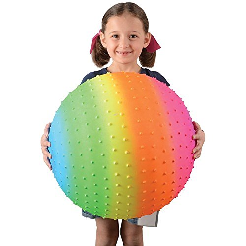 18 inch - Jumbo Knobby Playground Ball by happy deals