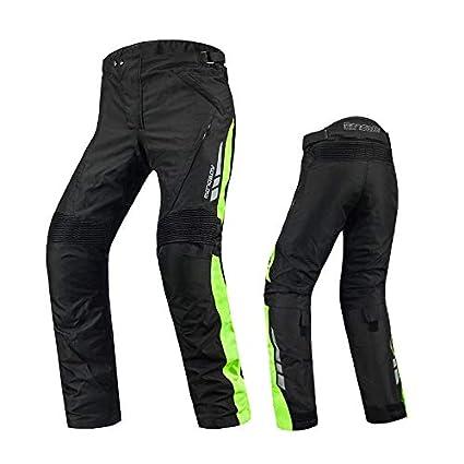 Romsion - Chaqueta Impermeable para Motocross, Pantalones a ...
