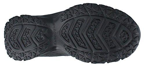 Skechers azúcar Pilas Imagen Día zapatilla de deporte Black