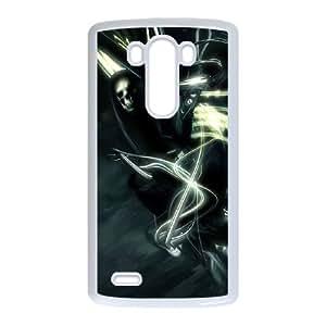 O-K-O-U8060813 Phone Back Case Customized Art Print Design Hard Shell Protection LG G3