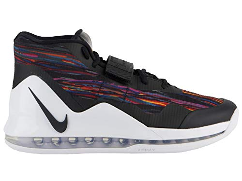 Nike Men's Air Force Max White/Black/Multi Mesh Basketball Shoes 8.5 M US (New Nike Air Force Ones Release Dates)