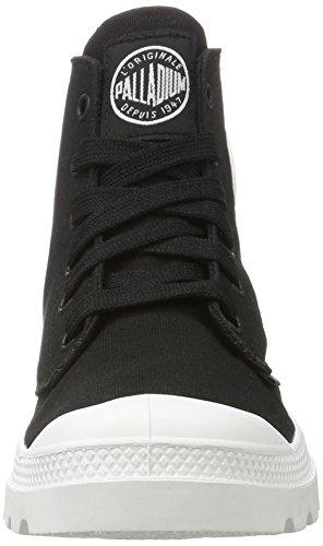 Palladio Unisex-erwachsene Blanc Hi Sneaker Schwarz (nero / Bianco / Bianco)