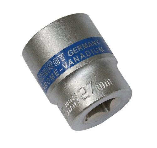 """Llave de vaso hexagonal 27mm 1//2/"""" AERZETIX"""