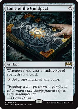 Magic: The Gathering - Tome of The Guildpact - Ravnica Allegiance
